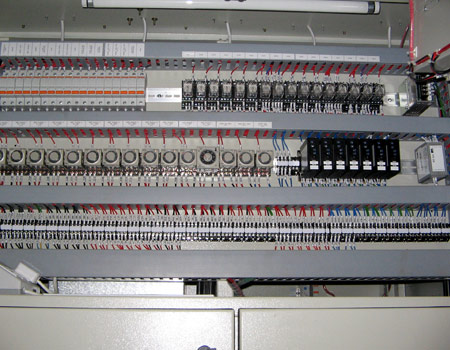 Electrical Switchboard Drawing Electrical Switchboard